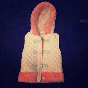Pink vest 3T